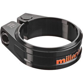 Sixpack Millenium Abrazadera Sillín Ø34,9mm, black/orange